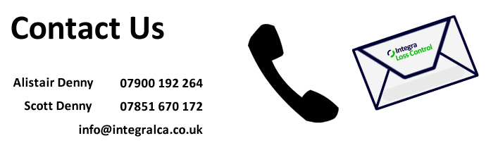 Contact Integra Loss Control Associates Ltd - Via Phone or email.