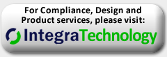 Integra Technology is a business set up to provide compliance, design and product services to designers, importers and others. Click here to visit the website